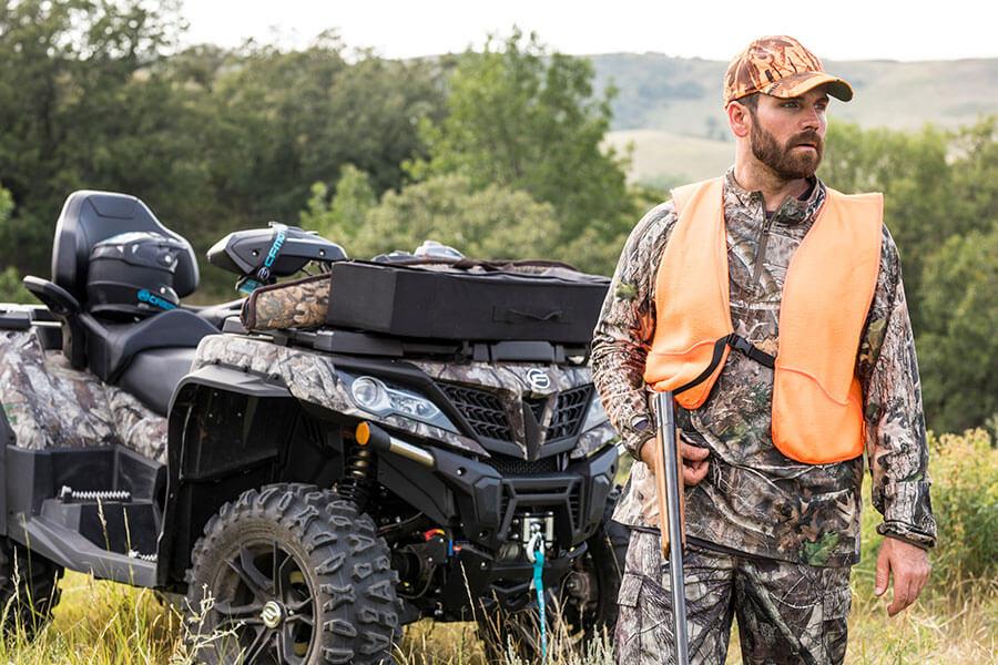 CFMOTO CFORCE 800 XC 2019 édition Camo pour la chasse