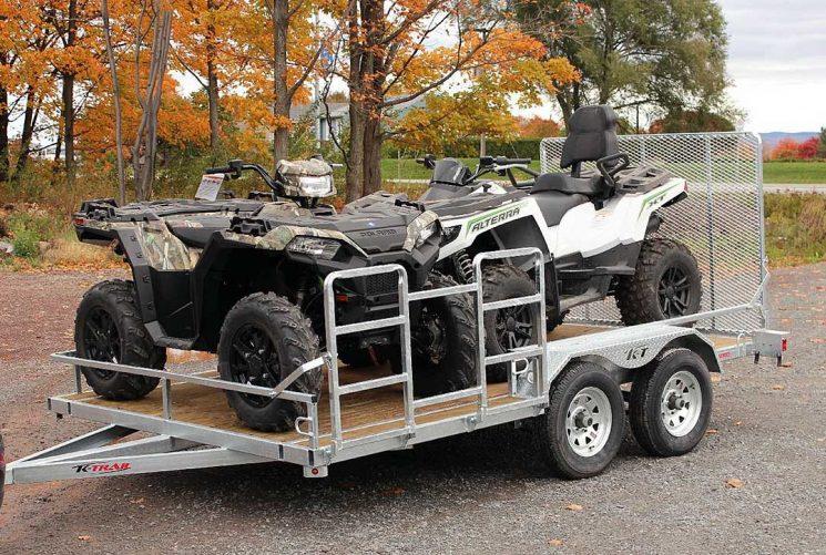 K-Trail Twin-Rider 2020