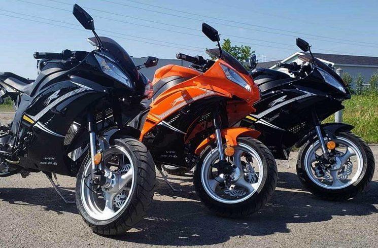 Venom Motorsports Scooter 49cc 2020